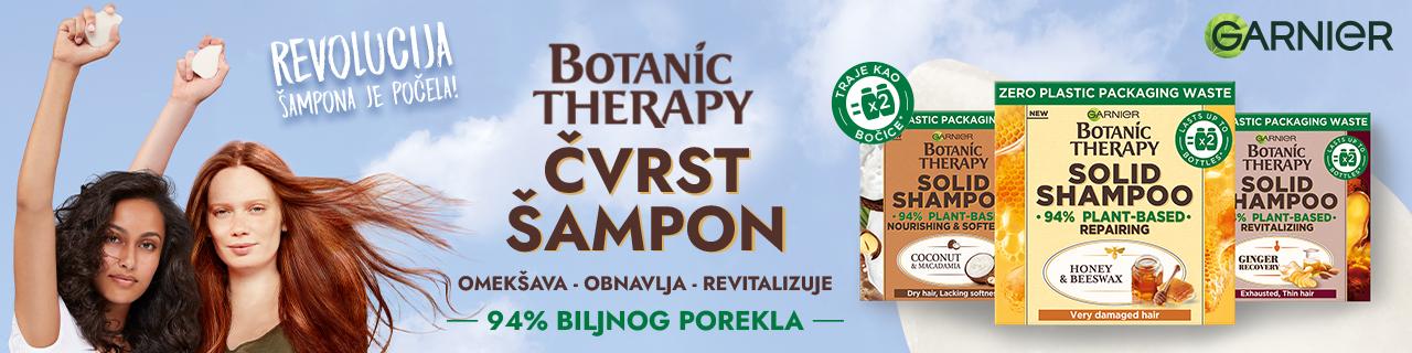 Garnier Botanic Therapy čvrsti šampon