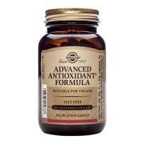 Solgar advanced antioxidant formula caps a60