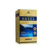 Solgar wild alaskan full spectrum omega caps a120