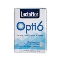 Lactoflor Opti 6 kaps A30