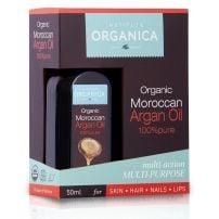 Institute Organica Argan 100% organsko ulje 50ml