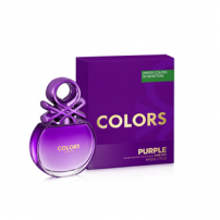 Benetton Colors Purple Women Edt 50ml