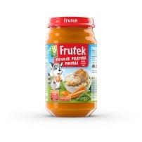 Frutek kašica povrće, piletina i pirinač 190g