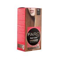 Faro farba za kosu 7.2 lešnik plava