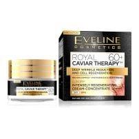 Eveline Royal Caviar Therapy dnevna krema za lice 60+ 50ml