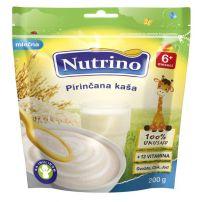 Nutrino mlečna kaša od pirinča 6+ 200g