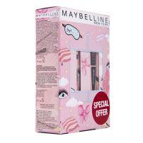 Maybelline New York Poklon set (Total Temptation Maskara + olovka za obrve)