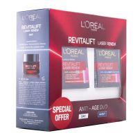 L'Oreal Paris poklon set (Revitalift Laser dnevna + noćna nega)