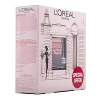 L'Oreal Paris Poklon set (La Petite paleta + Volume Million Lashes maskara)