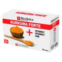 Bio Klinika Kurkuma Forte 30 kapsula