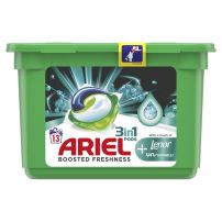 Ariel plus unstoppables kapsule za pranje veša 13 kom