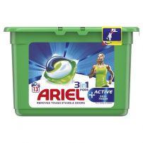 Ariel plus activ kapsule za pranje veša 13kom