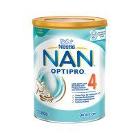 NAN 4 mleko optipro 800g