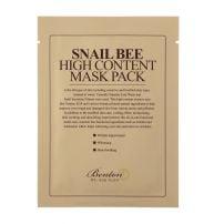 Benton Sheet maska sa puževom sluzi i pčelinjim otrovom 20g
