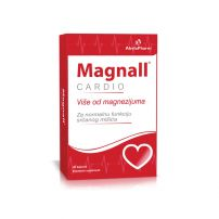 Magnall® Cardio, 30 kapsula
