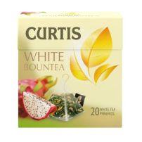Curtis White Bountea - Beli čaj sa aromom pitaje, komadićima jabuke i laticama ruže, 34 gr