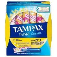 Tampax compak pearl regular tamponi 16kom