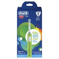 Oral B Junior Green 6+ električna četkica 1kom