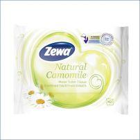 Zewa vlažni toalet papir moist camomile 42kom