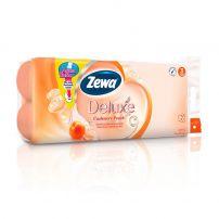 Zewa Deluxe Peach breskva toalet papir 10 komada