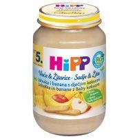 Hipp jabuka i banana sa dečijim keksom kašica 190 gr
