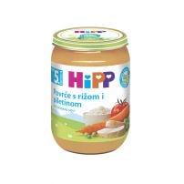 Hipp povrće sa pirinčem i piletinom kašica 190 gr