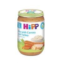 Hipp ćuretina u pirinču kašica 220 gr
