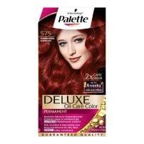 Palette Delux boja za kosu 575 Plamteće crvena