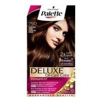 Palette Delux boja za kosu 750 čokoladno smeđa