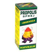 Naturalis Propolis sprej + bokvica