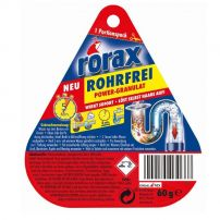 Rorax Power Granulat granule za čišćenje odvoda 60 gr