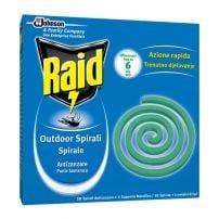 Raid spirale protiv komaraca 10 komada