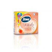 Zewa Deluxe Peach breskva toalet papir 4 komada