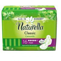 Naturella Classic Camomile Maxi higijenski ulošci 16 komada