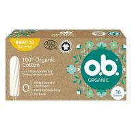 OB tamponi organic normal 16kom