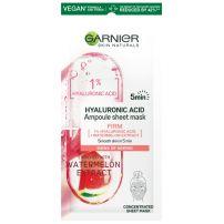 Garnier Skin Naturals Anti-Age maska u maramici sa sadržajem ampule hijaluronska kiselina 15g