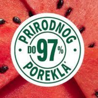 Garnier Fructis Hair Food Watermelon Maska za kosu 390ml