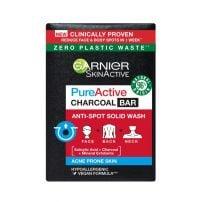 Garnier Pure Active Charcoal bar čvrsti čistač za lice i telo 100 g