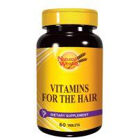 Natural Wealth Vitamini za kosu, 60 tableta