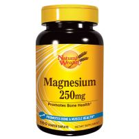 Natural Wealth Magnezijum 250mg, 100 tableta