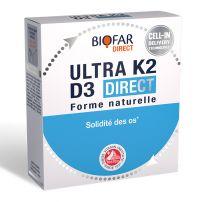Ultra K2 D3 Direct, 14 kesica