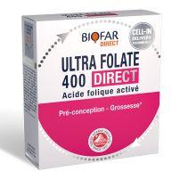 Ultra Folate 400 Direct, 14 kesica