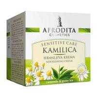 Afrodita Sensitive Kamilica  hranjiva krema 50ml