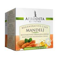 Afrodita Bademova hranjiva krema 50 ml