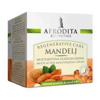 Afrodita Bademova hidratantna krema 50 ml