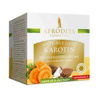 Afrodita Karotin regenerativna krema protiv bora 50 ml