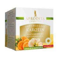Afrodita Karotin hidratantna krema protiv bora 50 ml