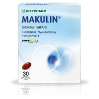 Makulin® kapsule, 30 kapsula