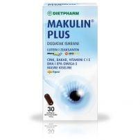 MAKULIN® Plus, kapsule, pakovanje sa 30 kapsula