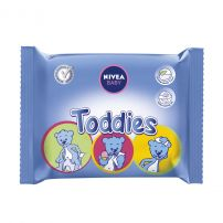 NIVEA BABY Toddies vlažne maramice 60kom